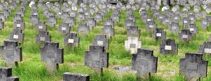Cimitero austroungarico is one of Top Locations rund um Triest (ca. 50 km) SLO, ITA.