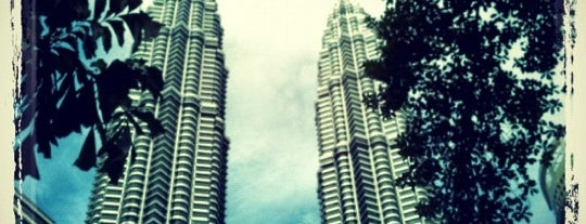 PETRONAS Twin Towers is one of Top Orte Malysia.
