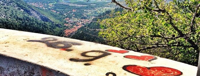 San Lorenzo is one of Top Locations rund um Triest (ca. 50 km) SLO, ITA.