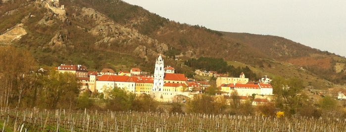 Heuriger Vis a Vis is one of Top Weinlokations Österreich.