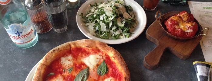 Pizza East is one of London.