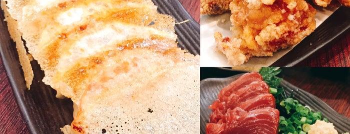 餃子のさんくみ is one of 食べ、飲みに行きたい.