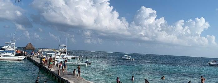 Puerto Morelos is one of México.