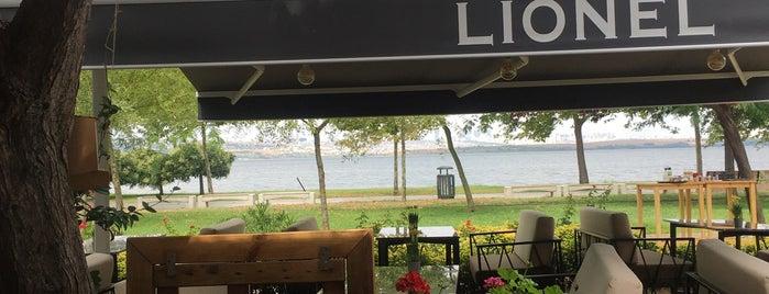 Lıonel Cafe is one of Locais curtidos por Engin.