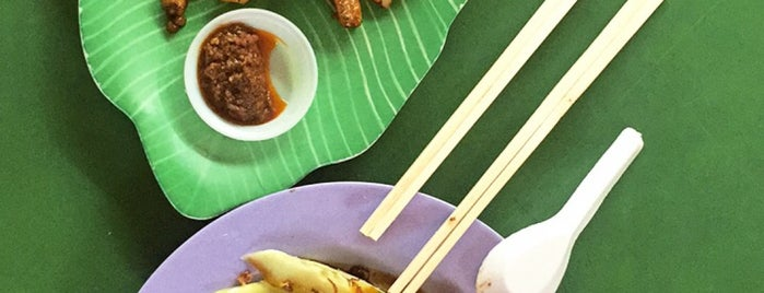 Maxwell Food Centre is one of Micheenli Guide: Best of Singapore Hawker Food.