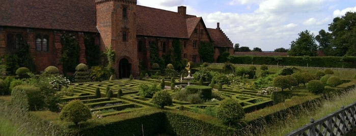 Hatfield House is one of UK unseen.