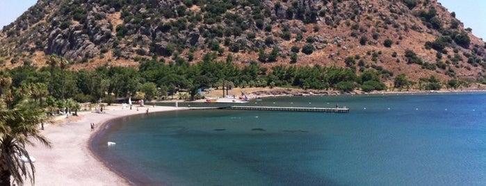 Solida Beach, Aspat is one of Bodrum.