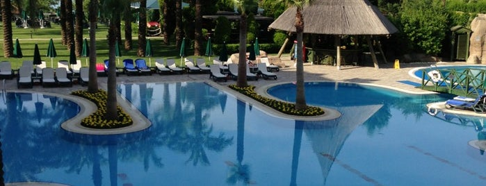 Alva Donna Beach&Resort Comfort is one of Bilge'nin Kaydettiği Mekanlar.