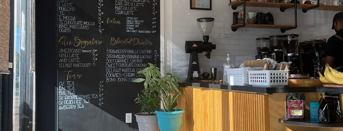 Luce Avenue Coffee is one of TEXAS, HOUSTON.