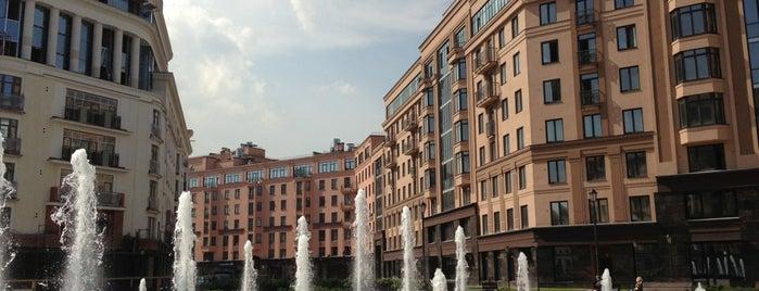 ЖК «Парадный квартал» is one of Кристинаさんの保存済みスポット.