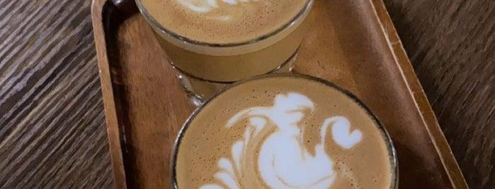 W Coffee Roasters is one of ABHA 2020.