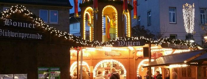 Weihnachtsmarkt Witten is one of Weihnachtsmärkte Ruhr.