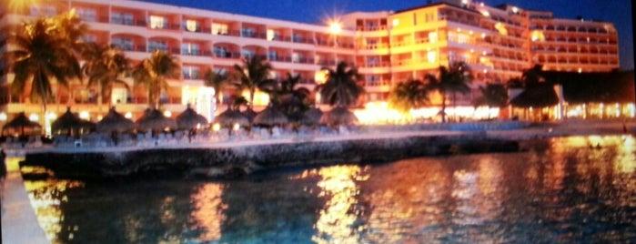 El Cozumeleño Beach Resort is one of Cozumel.