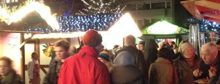 Krefelder Weihnachtsmarkt is one of Weihnachtsmärkte Ruhr.