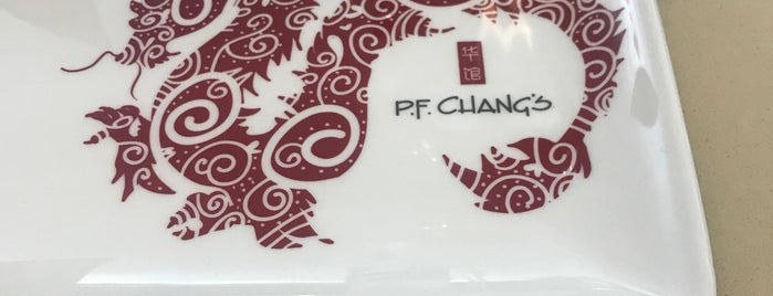 P.F.Chang's is one of Doha, Qatar.