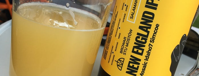 Craft Beer Muranów - Piwny Świat is one of สถานที่ที่ Marina Noelia ถูกใจ.