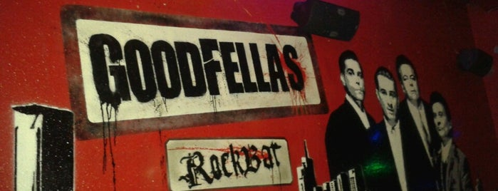 Goodfellas Rock Bar is one of Garitos de Rock (Madrid).