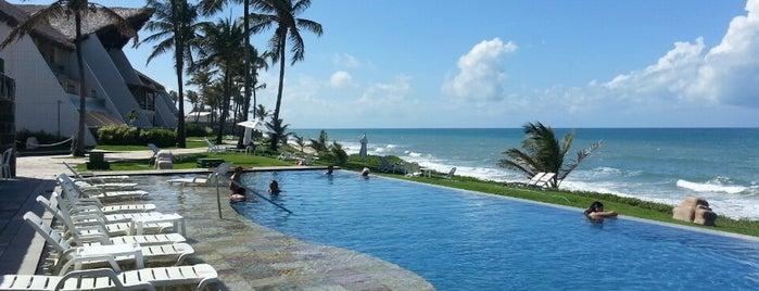 Hotel Vila do Mar is one of Francielle 님이 좋아한 장소.