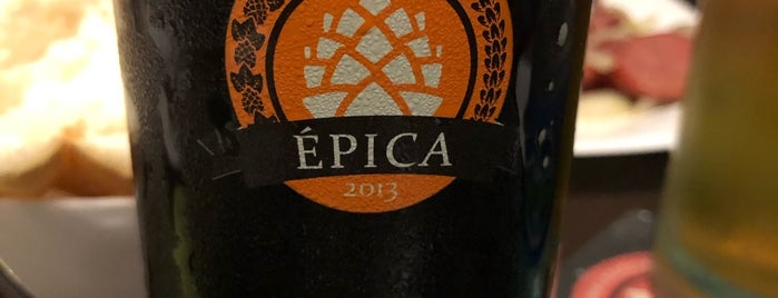 Cervejaria Épica is one of Goiânia.