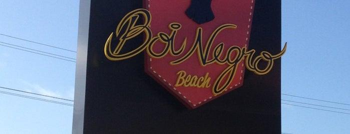 Boi Negro Beach is one of Paola'nın Kaydettiği Mekanlar.