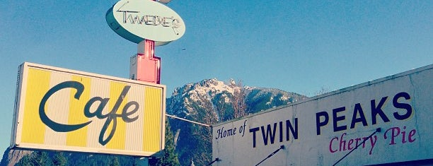 Twede's Cafe is one of Washington.