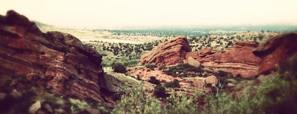 Red Rocks Park & Amphitheatre is one of Denver (To Do).