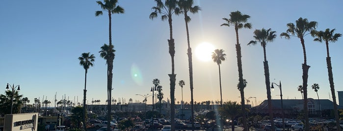 The Redondo Beach Hotel is one of สถานที่ที่บันทึกไว้ของ Tony.