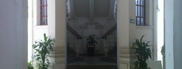 Museo de la Ciudad is one of Hamblert : понравившиеся места.