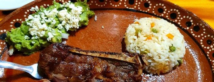El Pinito is one of Acapulco Mariscos, Carne.