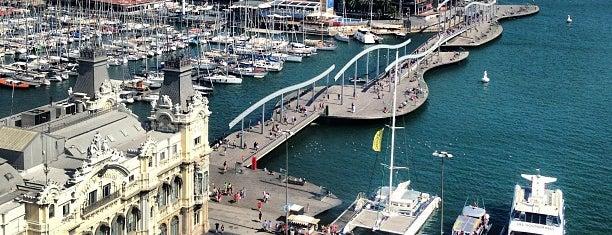 OneOcean Port Vell Barcelona is one of Viva Barcelona!.