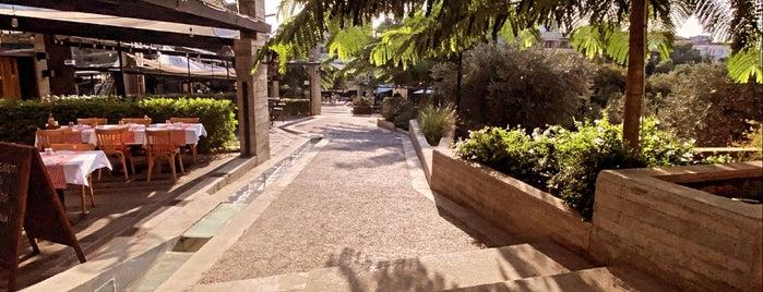The Backyard Hazmieh is one of Beirut, Lebanon.