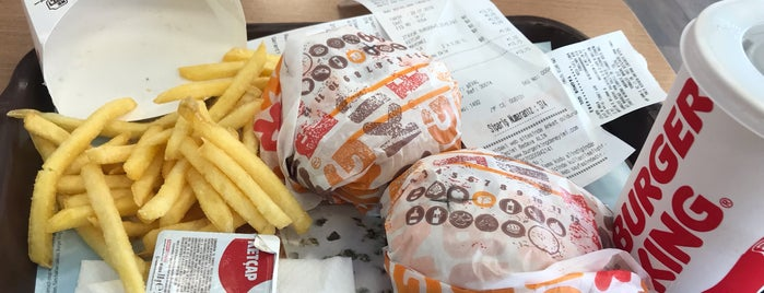 Burger King is one of k&kさんのお気に入りスポット.