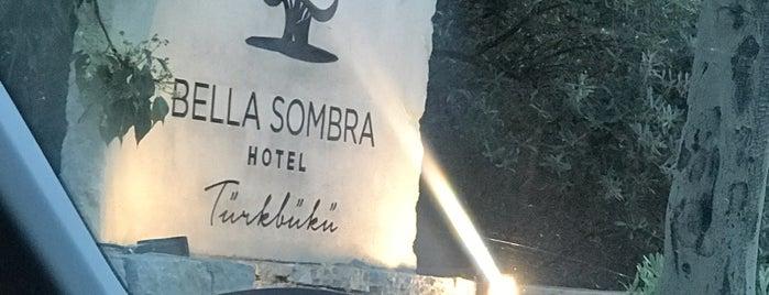 Bella Sombra Turkbuku is one of Hotels.