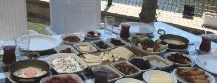 Saklıgöl Restaurant & Cafe is one of Kahvaltı.