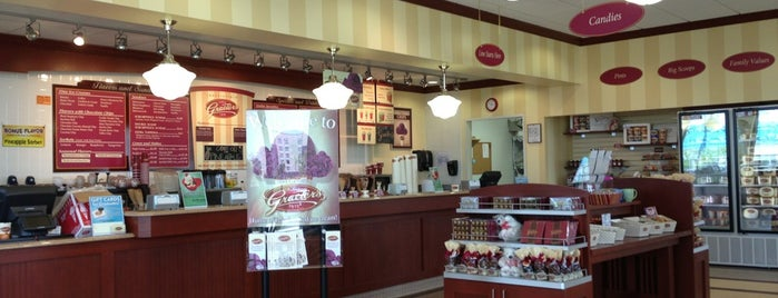 Graeter's Ice Cream is one of John: сохраненные места.