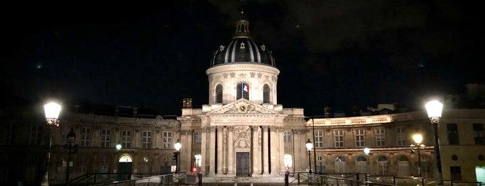 Académie Française is one of Lugares favoritos de Camille.