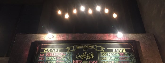 Craft 'n Roll Café is one of Wanna getting there..