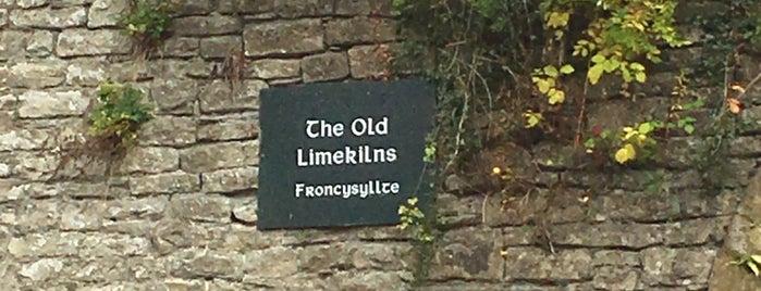 Lime Kilns is one of Antonella : понравившиеся места.