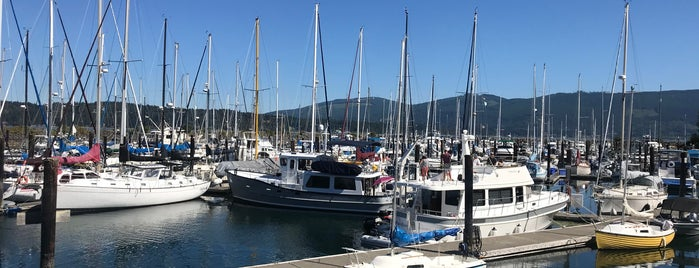 Dockside Grill is one of Washington Olympic Region.