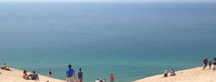 Dune Climb - Sleeping Bear Dunes is one of 2016 TC.