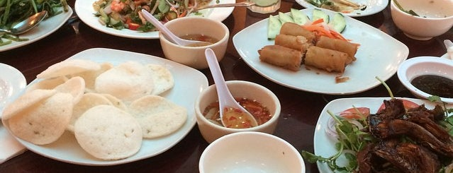 Que Huong Restaurant is one of Places I want to try out (eateries).