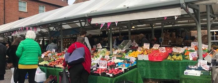 Shambles Market is one of Orte, die Jessica gefallen.