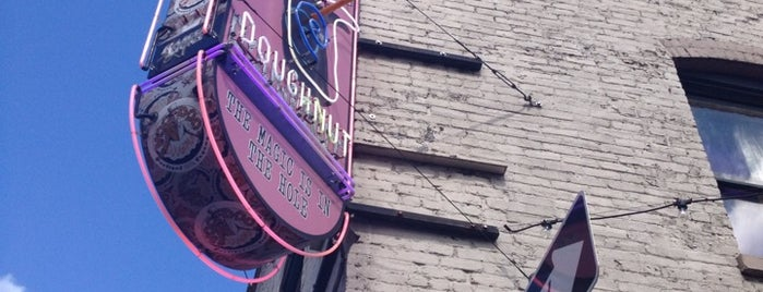 Voodoo Doughnut is one of PDXcellent.