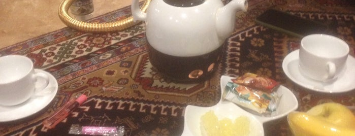 Mahoor Café (كافه ماهور ) is one of Travelsbymaryさんの保存済みスポット.