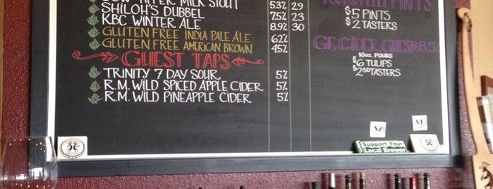 Kokopelli Beer Company is one of Denver.