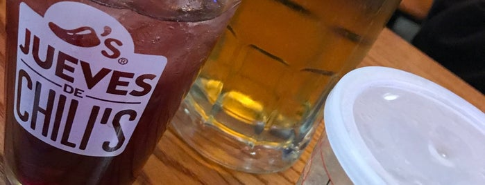 Chili's Grill & Bar is one of Orte, die Geomar gefallen.