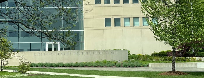 United States Institute of Peace is one of Trip To Washington DC.