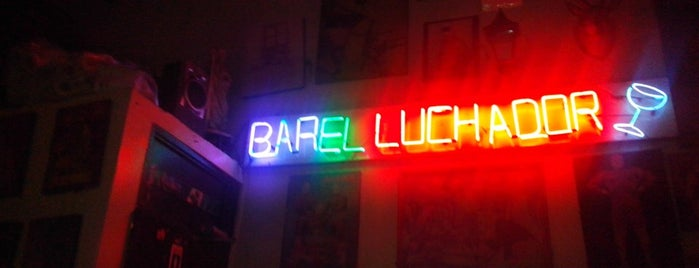 Bar El Luchador is one of QRO.