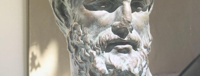 Ιπποκράτειο Ίδρυμα is one of El Greco Jakob : понравившиеся места.
