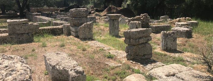 Ancient Stadium of Olympia is one of El Greco Jakob'un Beğendiği Mekanlar.